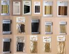 PACK OF 24/36 WAVY HAIR PINS / KIRBY GRIPS  / BOBBY PINS / HAIRPINS : CHOOSE