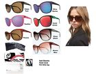 NEW Electric Rosette Womens Fashion Designer Oversize Sunglasses Msrp$120