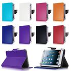 Universal Folio Leather Case Stand Cover for 7 Q88 / RCA / iRulu Android Tablet PC