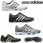 ADIDAS TOUR 360 X GOLF SHOES NEW 2015 MENS WATERPROOF GOLF SHOES BLACK OR WHITE
