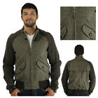 Cockpit USA Men's Hunter's Creek Wool Jacket Made In The USA