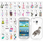 For Samsung Galaxy S 3 mini i8190 Art Design PATTERN HARD Case Phone Cover