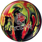 Ebonite Cyclone Black/Red/Yellow Bowling Ball