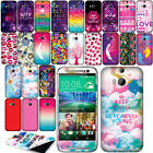 For HTC One 2 M8 2014 Art Design VINYL DECAL Sticker Body Phone Cover Accessory