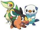 """6.5-9.5""""  POKEMON GROUP ANIME CHARACTER  WALL SAFE  STICKER CHARACTER BORDER"""