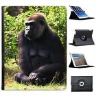 Gorilla Folio Wallet Leather Case For iPad 2, 3 & 4