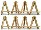 10 Mini Wooden Arist Easel for Artwork Display,Table Settings Set ,Carft,Art LD