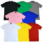 Polo Ralph Lauren Polo Shirt Mens Interlock Classic Fit Knit S M L Xl Xxl New