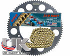 100 Link CZ O Ring 219 Pitch Kart Chain & Talon Sprocket Deal Best Price