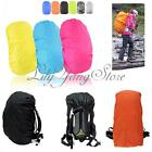 Waterproof Travel Hiking Backpack Camping Dust Rain Cover Rucksack Bag 5 Sizes