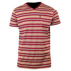 Mens Ben Sherman Retro Mod Fit Tee Sixties 60's Indie Skin T-Shirt Top Stipes