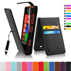 Leather Wallet Pouch Case Cover For Nokia Lumia 820 Free Screen Protector