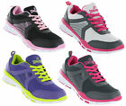 New Womens Spalding Comfort Lightweight Sports Running Casual Trainers Size 3-7