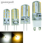 Led Bulbs 4X 1.5W/2W/3W G4/G9 Light Day/Warm White Capsule Replace Halogen Lamp
