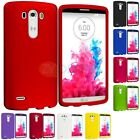 For LG G3 Hard Snap-On Matte Color Case Cover Accessory