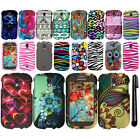 For Samsung Galaxy Light T399 Image PATTERN HARD Case Phone Cover + Pen