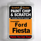 FORD Fiesta Touch Up Paint Stone Chip Scratch Repair Kit 2005-2007