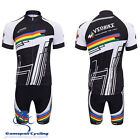 Bike Bicycle Clothing Short Sleeve Jersey and Shorts Good Breathability New