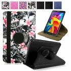 "For Samsung Galaxy Tab 4 8"" inch T330 360 Degree Rotating Pu Leather Case Cover"