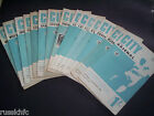 1967/68 MAN CITY HOME PROGRAMMES CHOOSE FROM
