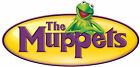 """7-10.5"""" MUPPETS LOGO KERMIT FROG  WALL STICKER GLOSSY BORDER CHARACTER CUT OUT"""
