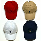 Polo Ralph Lauren Hat Boys Youth Kids Ball Cap Baseball One Size 8-20 Nwt V377