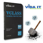 Genuine Vida IT LCD Screen Protector Guard Cover Bulletproof Tempered Glass 9H