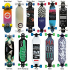 Longboards Madrid Komplett Drop Through Top Mount Cruiser Freeride Downhill NEU