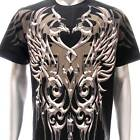 r171 M L XL XXL XXXL Rock Eagle T-shirt SPECIAL Tattoo Graphic Design Unique Men