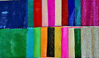 "MYSTIQUE SPANDEX SPARKLY JEWELS CHOICE OF COLOR STRETCH DANCE GYMNASTICS 58"" BTY"