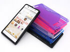 Soft Plastic Cover TPU Case + Film For Huawei Ascend G6