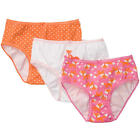Carter's Girls 3 Pack Assorted Underwear