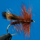 4x FLUTTERING SEDGE SPECIAL DRY TROUT FISHING FLY