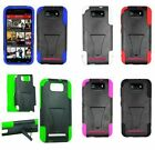 For Blu Studio 5.5 D610a Cover Trifecta Kickstand Double Layer Protective Case