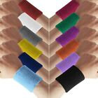 Basketball Tennis Badminton GYM Sports Sweatband Exercise Wristband Arm Band
