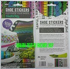 SHOE STICKERS BOOTS WELLIES - Customise Your Footwear - npw