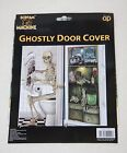 Halloween party ghostly door cover signs decoration window prop party kids P908