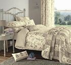 Lila Natural Vintage Duvet Covers & Bedding Quilt Set, Bedspread