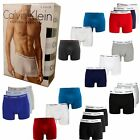 100% GENUINE CALVIN KLEIN: 3 MENS CK TRUNKS / BOXERS VARIOUS COLOURS, BRAND NEW