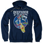 Voltron Defender Of The Universe Licensed Adult Pullover Hoodie S-3XL