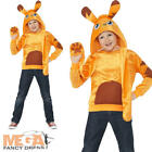 Katsuma Moshi Monster Boys Fancy Dress Halloween Childs Kids Costume Outfit New