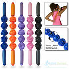 More Mile Ball Trigger Point Gym Massage Roller Stick Physio Sports Injury Yoga