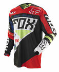 Fox Racing 360 Intake 2014 Youth MX/Offroad Jersey Black/Red