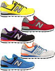 New Balance ML574WBR ML574WBB ML574WBG ML574WBK ML574WBO ML574 ML 574