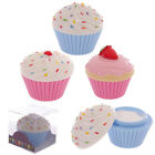 Strawberry Hand Cream in Cute Cup Cake Holder