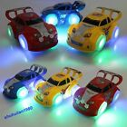 Electric Toy Car For Kid Automatic Steering Flashing Music Racing Car Gift Xmas