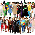 Story Character Kids Fancy Dress World Book Day Week Boys Girls Childs Costume