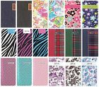 SLIMLINE (Pocket) Diary 2014 - FABRIC COVER/HARDBACK - Large Range/Week to View