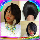 100% remy human hair full lace wigs/lace front wig Short Fashion Style
