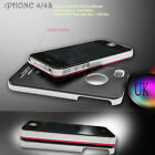 New Thin Aluminium case protector for iPhone 4 and 4S - Air Jacket case